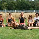 Seminarium Frisbee z Paulą Gumińską