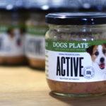 #HAU GOOD! z Dogs Plate